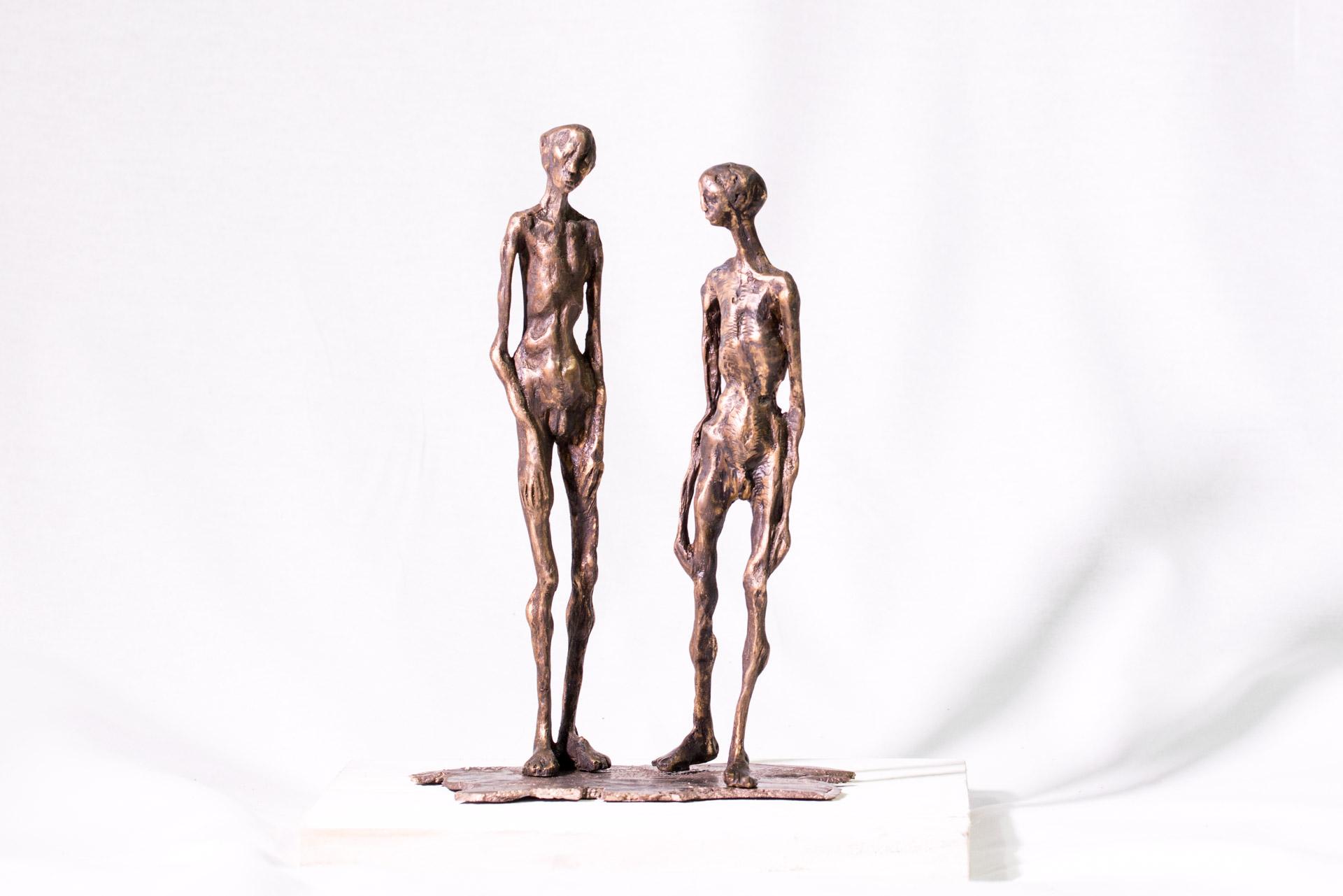 Skulpturen Bronze