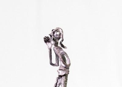 Skulptur aus Eisen Wehrle Kirchdorf