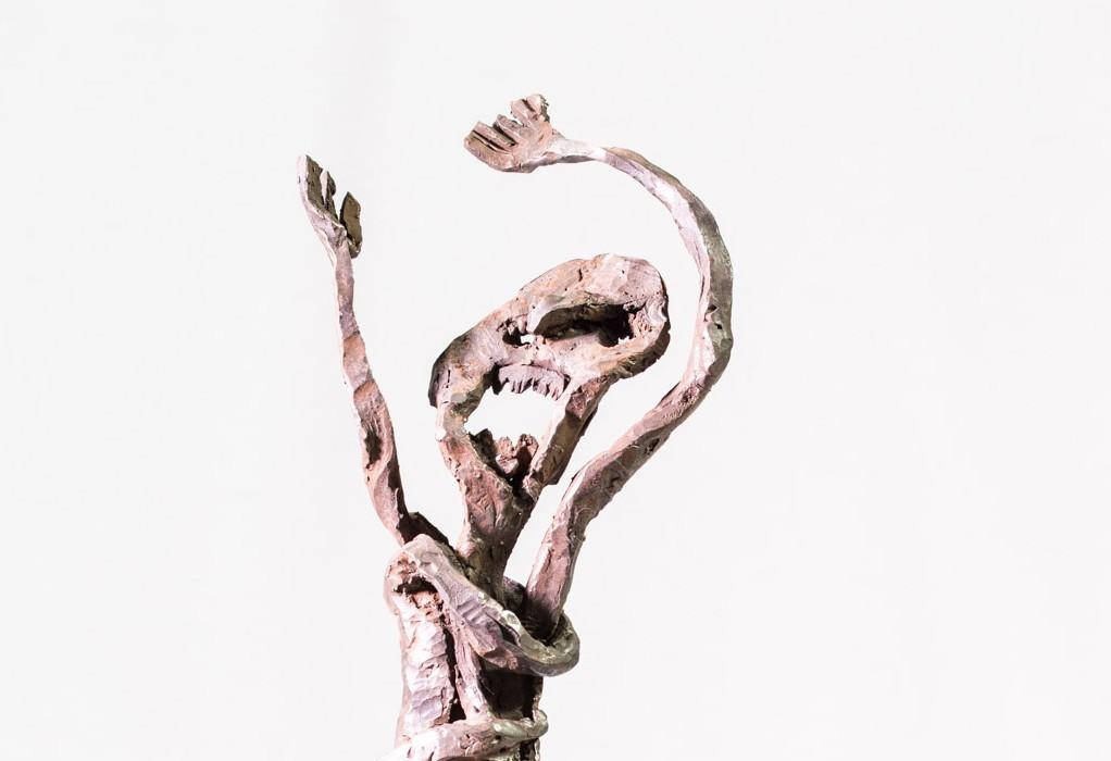 Skulpturen Eisen